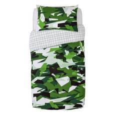 Argos Home Camouflage Bedding Set - Single