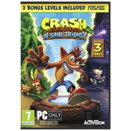 Crash Bandicoot N. Sane Trilogy PC Game