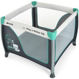 Hauck Play N Relax Playpen - Forest Fun