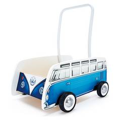 Hape VW Camper Van Walker - Blue