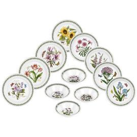 Portmeirion 12 Piece Botanic Garden Dinner Set