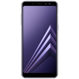 SIM Free Samsung Galaxy A8 32GB Mobile Phone - Orchid Grey