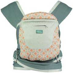 Caboo+ Cotton Blend Baby Carrier - Emily