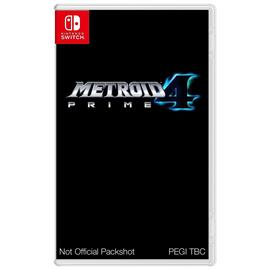 Metroid Prime 4 Nintendo Switch Pre-Order Game