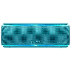 Sony SRSXB21L Portable Wireless Speaker - Blue