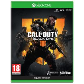 Call of Duty Black Ops 4 Xbox One Game