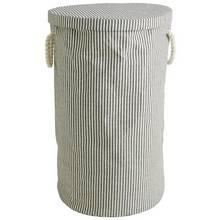 Buy Home 40 Litre Folding Double Canvas Laundry Sorter
