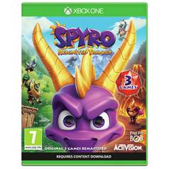 Spyro Trilogy Reignited Xbox One Game