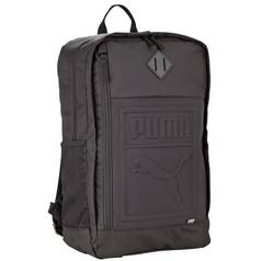 68dfc6a13523 Puma Embossed Backpack - Black