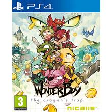 Wonder Boy: The Dragon's Trap PS4 Game