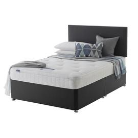 Silentnight Travis Ortho Microcoil Double Divan Bed