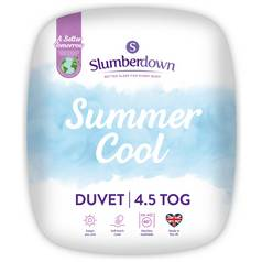 Slumberdown Cool as a Cucumber 4.5 Tog Duvet - Double