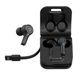 JLab Epic Air ANC In-Ear True Wireless Earbuds - Black