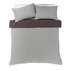 Argos Home Jersey Marl Bedding Set