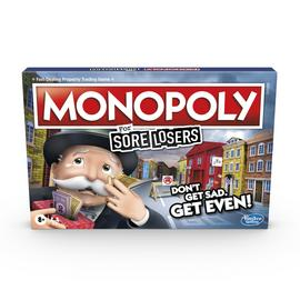 Monopoly For Sore Losers Board Game