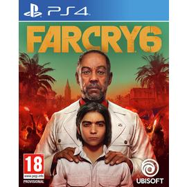 Far Cry 6 PS4 Game Pre-Order