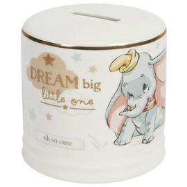 Disney Magical Dumbo Ceramic Money Box