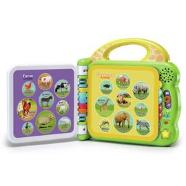 LeapFrog Friends 100 Animal Book