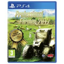 Professional Farmer 2017 Gold PS4 Game