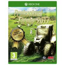 Professional Farmer 2017 Gold Xbox One Game