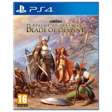 Realms of Arkania: Blade of Destiny PS4 Game