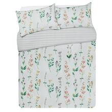 Collection May Floral Bedding Set - Kingsize