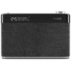 Pure Avalon N5 Portable Radio - Charcoal