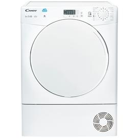 Candy CSC10LF 10KG Sensor Dry Condenser Tumble Dryer - White