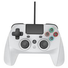 Snakebyte Cablebound PS4 Controller - Grey