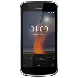 Nokia 1 UK SIM-Free Smartphone - Dark Blue Best Price and Cheapest