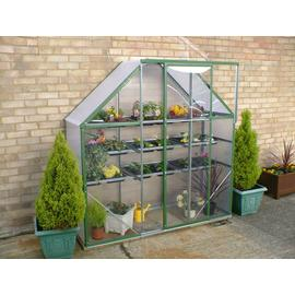 Norfolk Greenhouses Spacesaver Greenhouse - 6 x 2ft