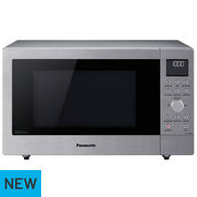 Panasonic 1000W Combination Microwave NN-CD58JSBPG - Steel