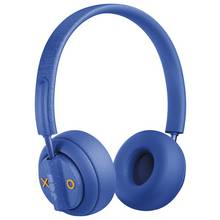 JAM Out There Over - Ear Wireless ANC Headphones - Blue