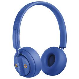 JAM Out There Over-Ear Wireless ANC Headphones - Blue