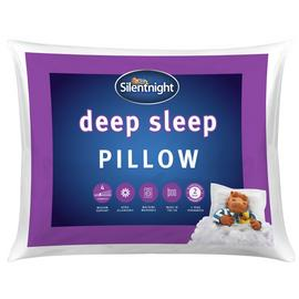 Silentnight Deep Sleep Medium/ Soft Pillow