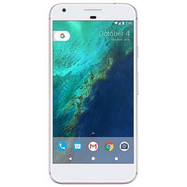 SIM Free Google Pixel XL 32GB Mobile Phone - Silver