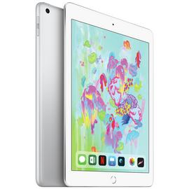 iPad 2018 6th Gen 9.7 Inch Wi-Fi 128GB- Silver