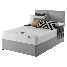 Silentnight Hatfield Memory Divan Bed - Kingsize