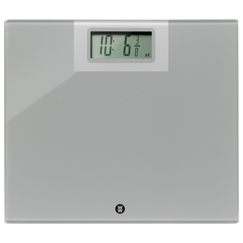Weight Watchers Designer Precision Extra Wide Elec Scale from Argos