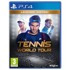 Tennis World Tour Legendary Edition PS4 Game