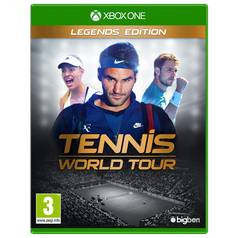 Tennis World Tour Legendary Edition Xbox One Pre-Order Game