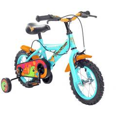 Pedal Pals 12 Inch Dinoraur Kids Bike