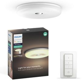 Philips Hue Struana 32W Ceiling Lamp - White