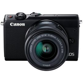 Canon EOS M100 Mirrorless Camera Wth 15-45mm Lens