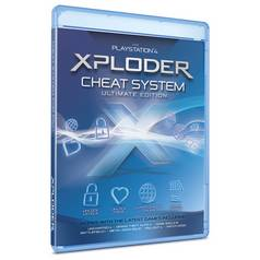 Xploder PS4 Cheat System Ultimate Edition