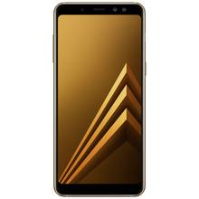 Sim Free Samsung Galaxy A8 Mobile Phone - Gold