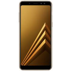 SIM Free Samsung Galaxy A8 2018 32GB Mobile Phone - Gold
