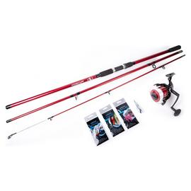 Matt Hayes Adventure Beachcaster Rod, Reel & Accessories