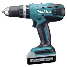 Makita G-Series 1.5Ah Cordless Hammer Drill – 18V