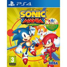 Sonic Mania Plus PS4 Pre-Order Game